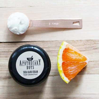 Shea Hand Cream - Grapefruit