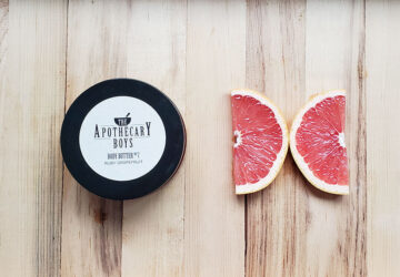 Body Butter No. 7 - Ruby Grapefruit