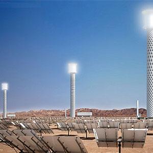 Solar Power Generation System