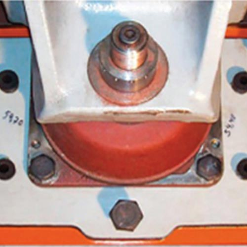 Turbine Generator Mounting