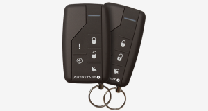 Autostart 1-way Remote AS-6280U
