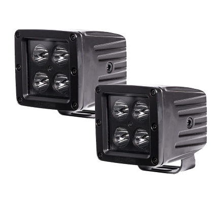 Heise HE-BCL2S 2 pack, also available in single packs. Part of Cree XM-L series LEDs' Blackout series.