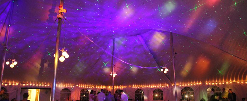 Tent-tastic Wedding