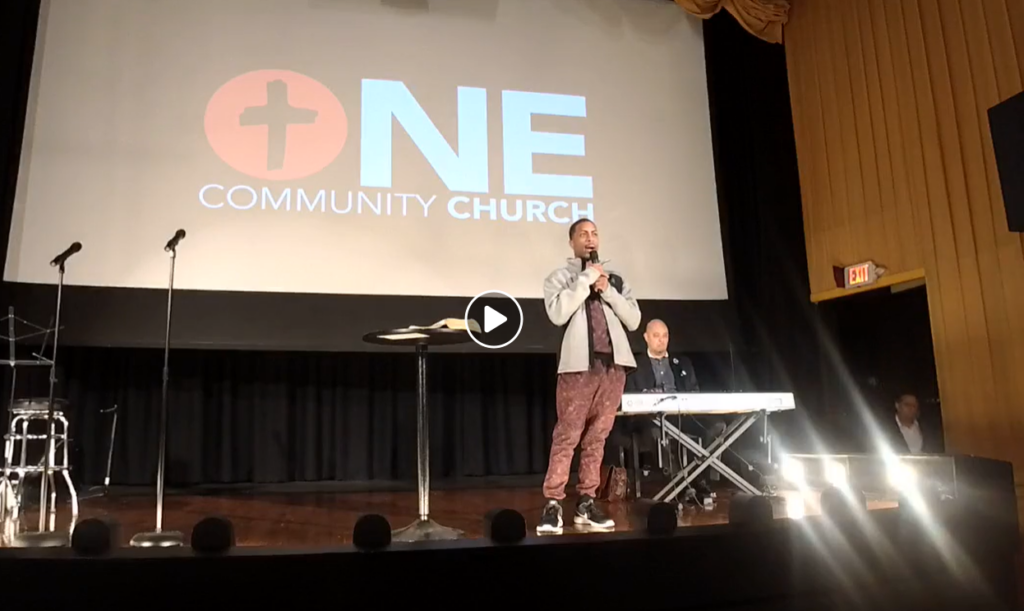 Live from #OneCommunityChurch #FarmingtonHills