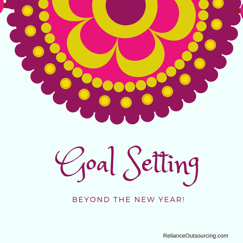 goal setting www/relianceoutsourcing.com