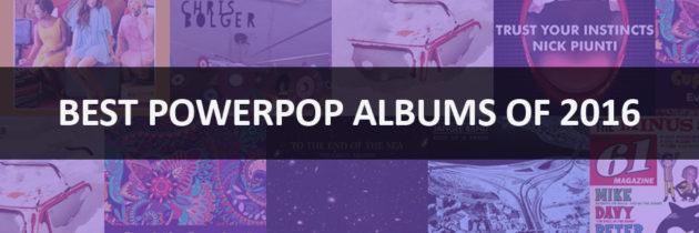 Best Power Pop Albums of 2016