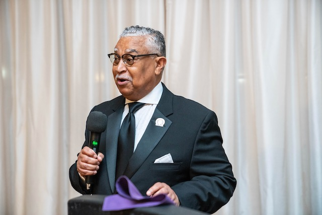 Bro. Thomas Vaughn, 1975 Omnicron Pi (Omega Chapter)