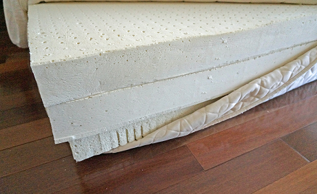 how to make cheap certified organic latex mattress