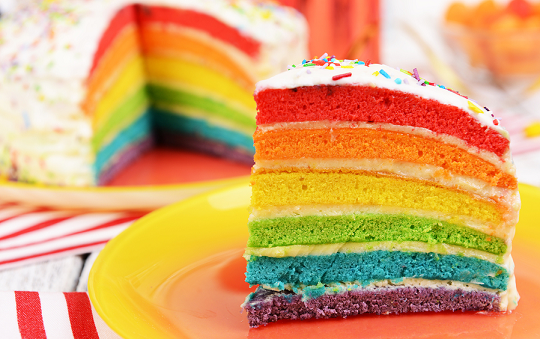 toxic food coloring dyes cake