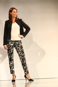 Pose at start of runway