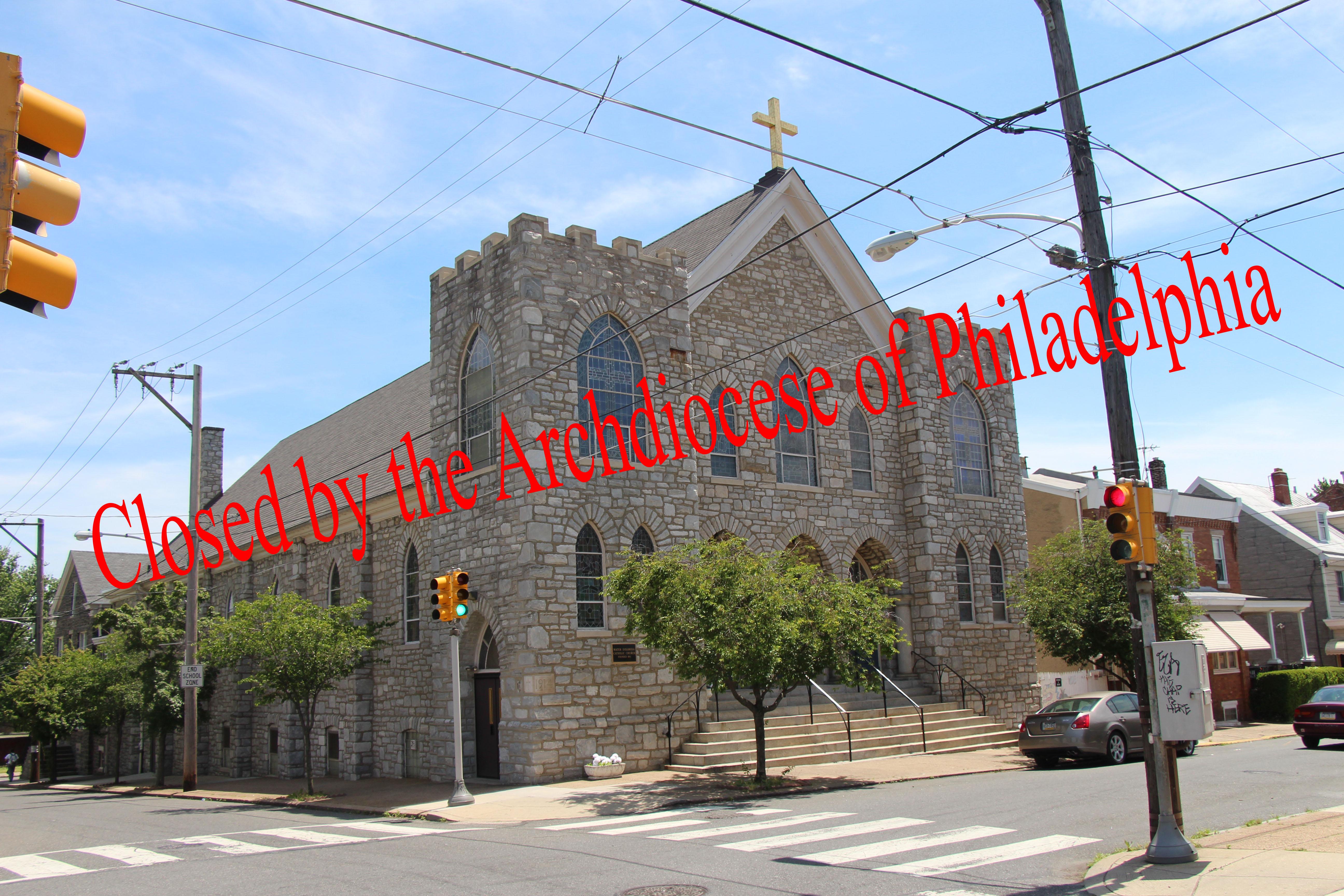 Mater Dolorosa RC Church