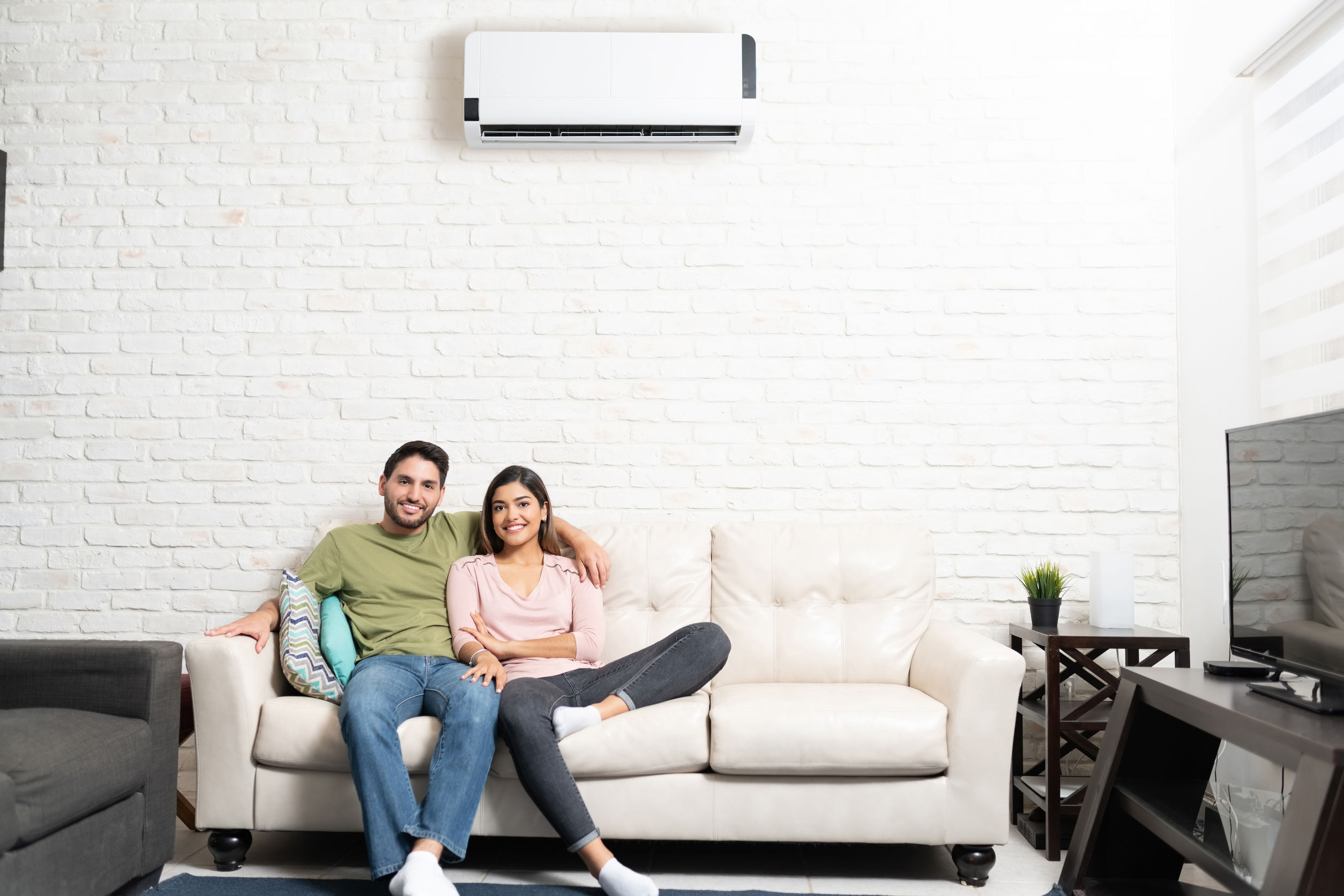 Making a Ductless Mini-Split Work for Your Home Office or Home Gym