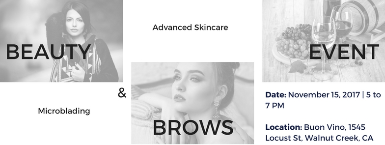 Beauty & Brows Event