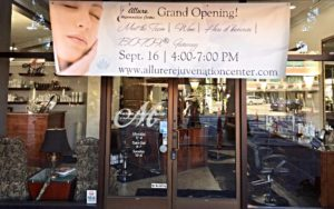 Allure Grand Opening & Open House
