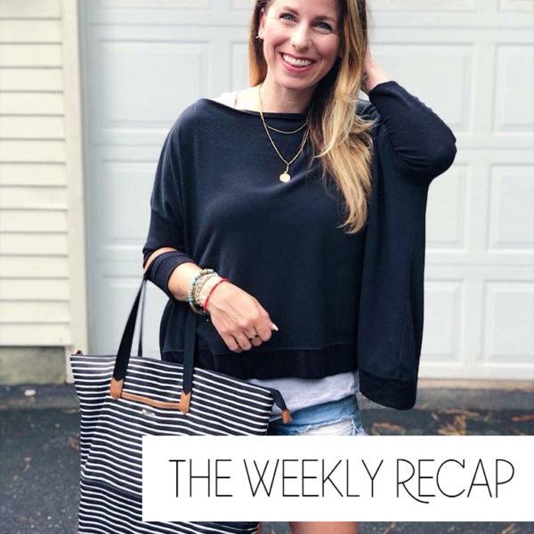 The Weekly Recap Jillian Rosado