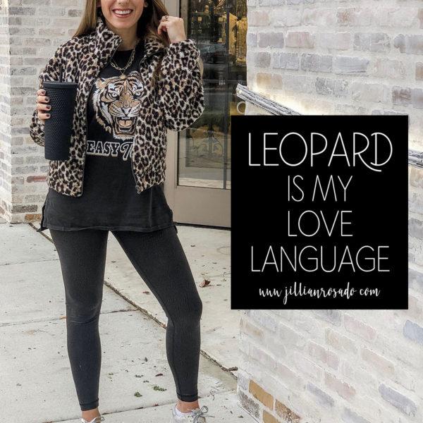 Leopard Shoes Clothes Favorites Style