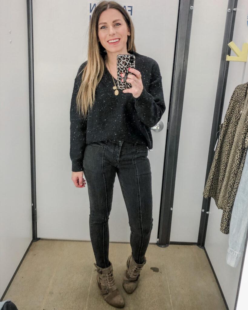 Cozy V-Neck Sweater for Women