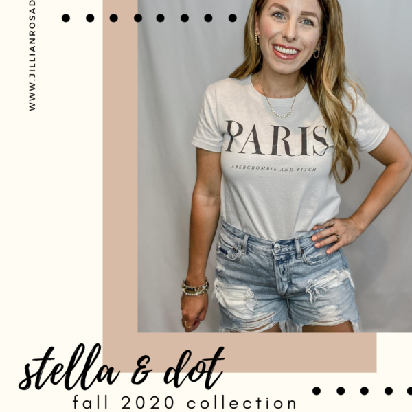 Stella & Dot Fall 2020 Collection July Capsule