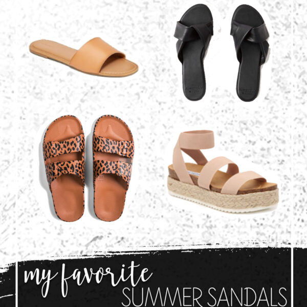 Favorite Summer Sandals Old Navy Abercrombie Freedom Moses Steve Madden Kimmie