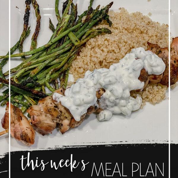 Weekly Meal Plan Skinnytaste On The Grill Burrata Summer Dinner Recipes