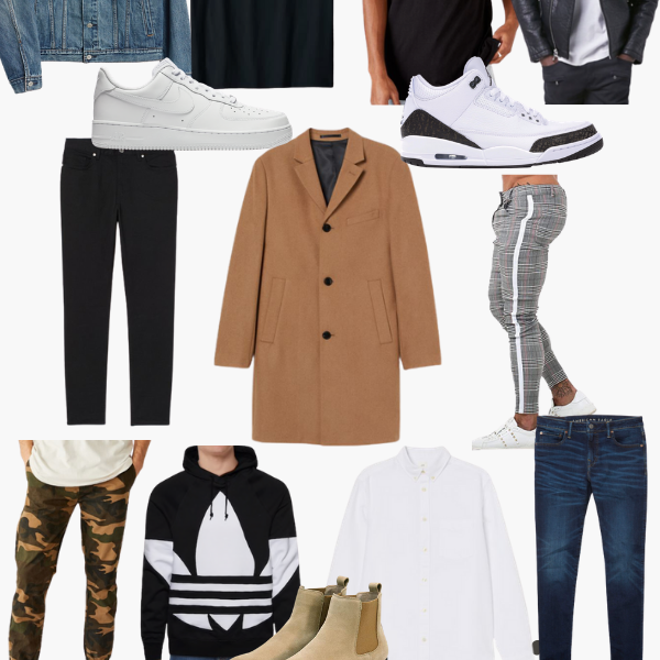 Mens Fall Style Affordable Fashion