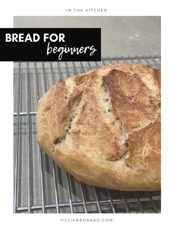 Easy Bread No Knead Dutch Oven
