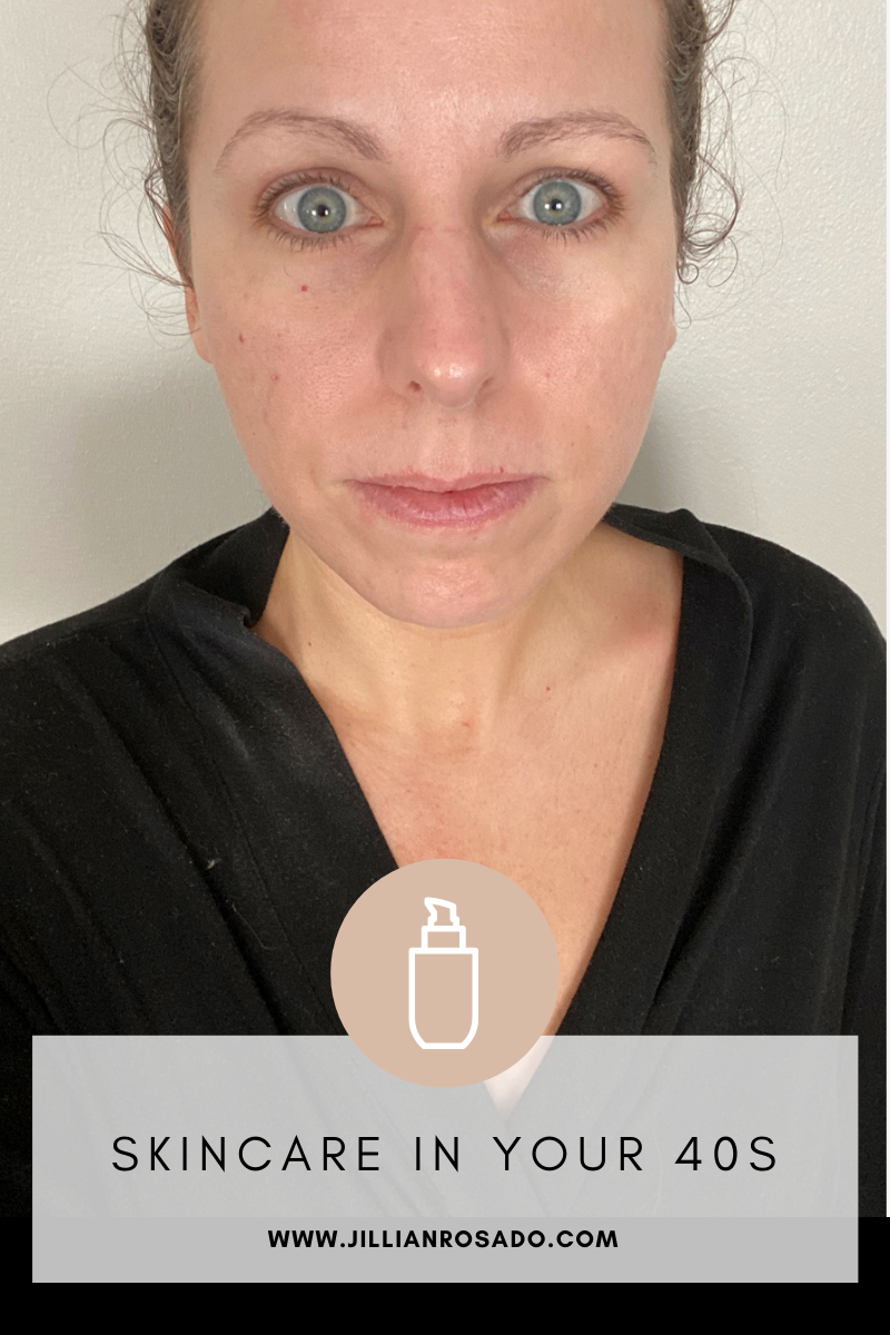 Skincare in Your 40s