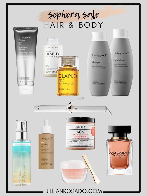 Sephora Sale Hair Body