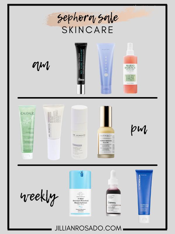 Sephora Sale Skincare