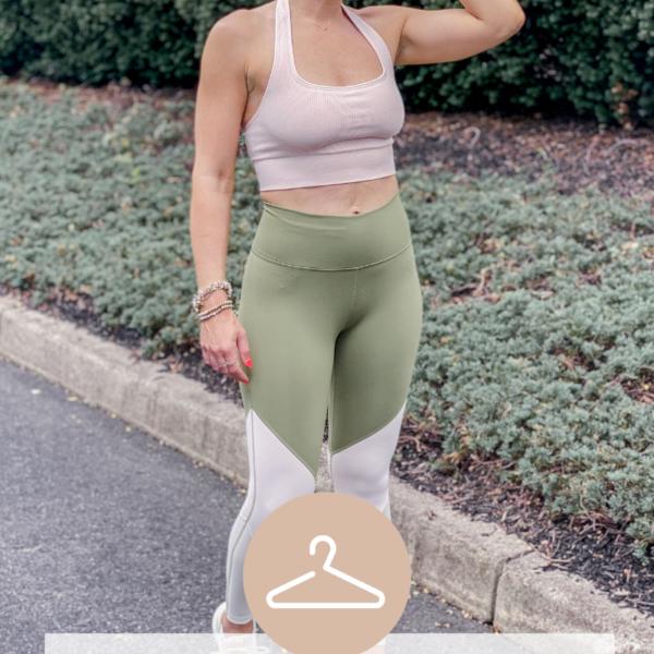 Fabletics Workout Clothes Leggings