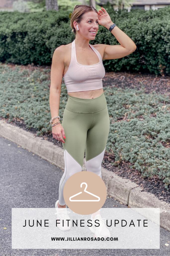 June Fitness Update