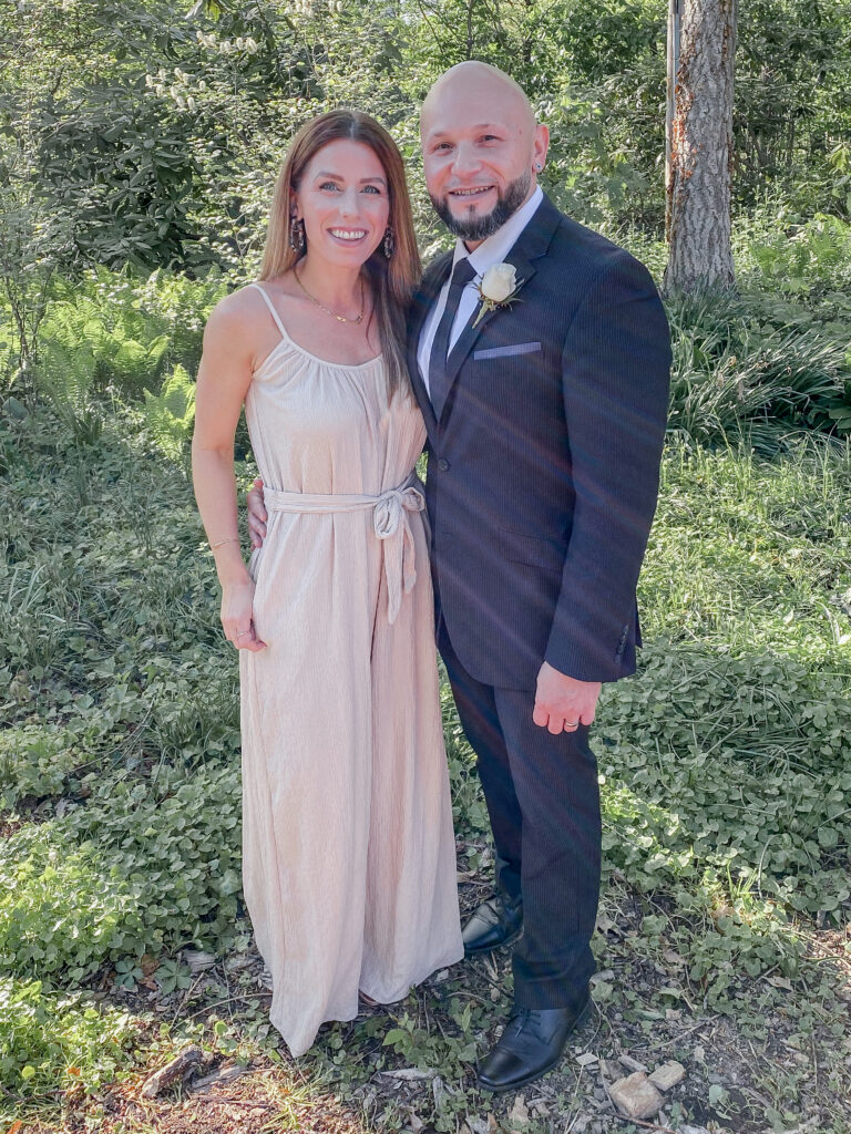 H&M Jumpsuit Wedding Guest