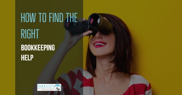 How to Find Right Bookkeeping Help