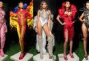 Rocky Gathercole LAFW SS19 LA Fashion Week