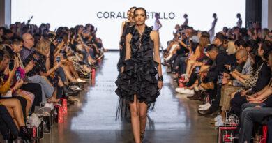 Coral Castillo Wins MAFI Award, Shows at LAFW SS20