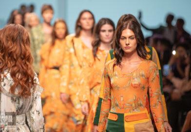 catch michelle la fashion week