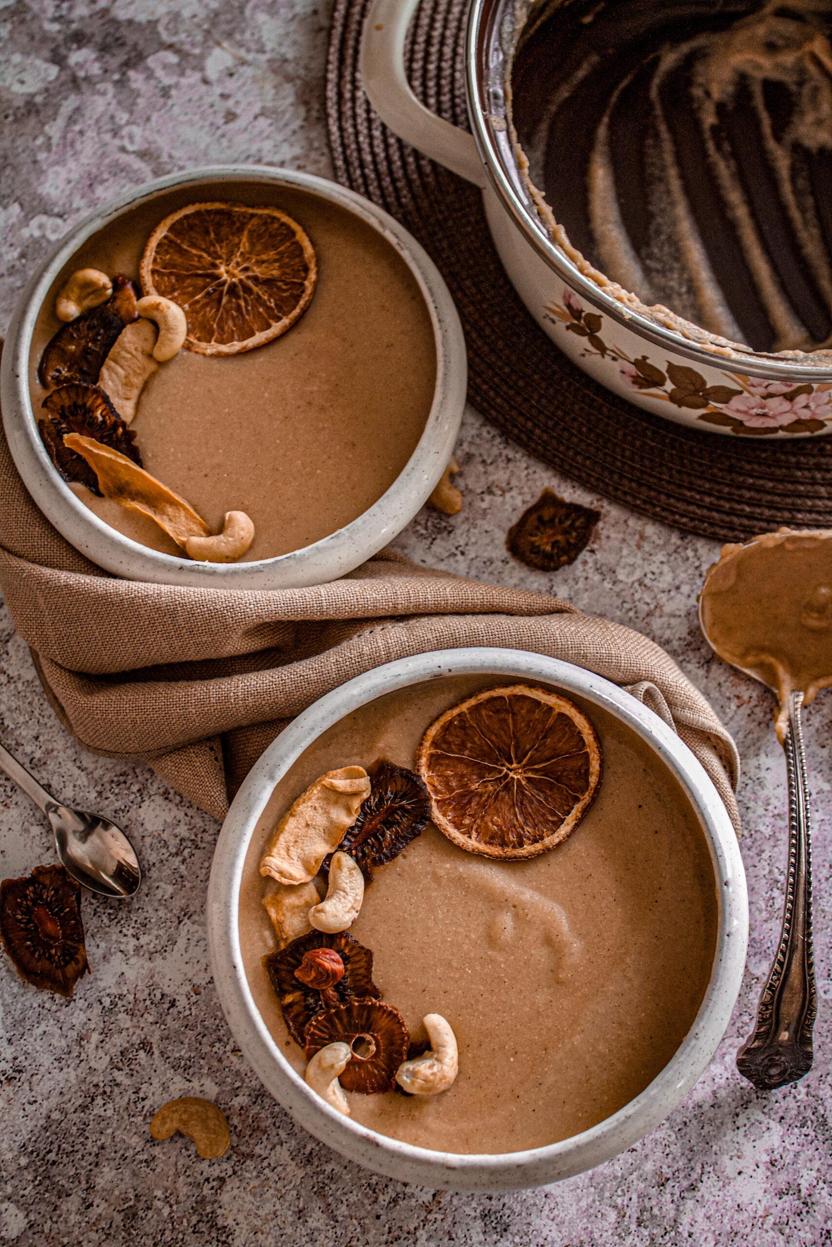 Coconut Tom Brown Porridge