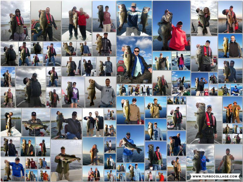 Winter Lake Toho fishing forecast