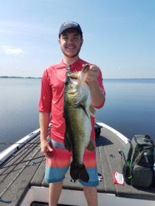 Lake Toho 7 pounder