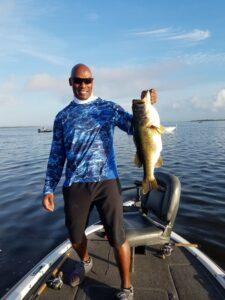 9 pounds 2 ounce Orlando fishing guides Lake Toho bass