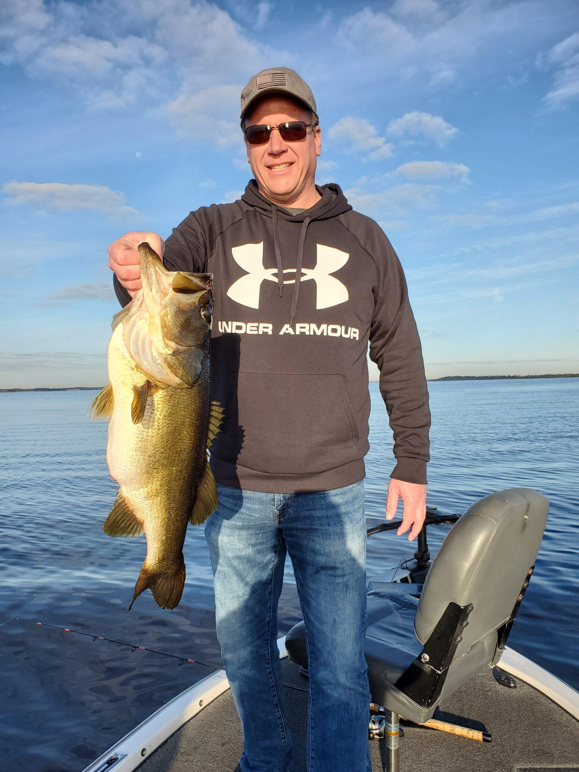 8 pound lake toho giant