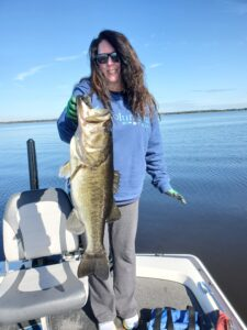7 pound orlando giant bass