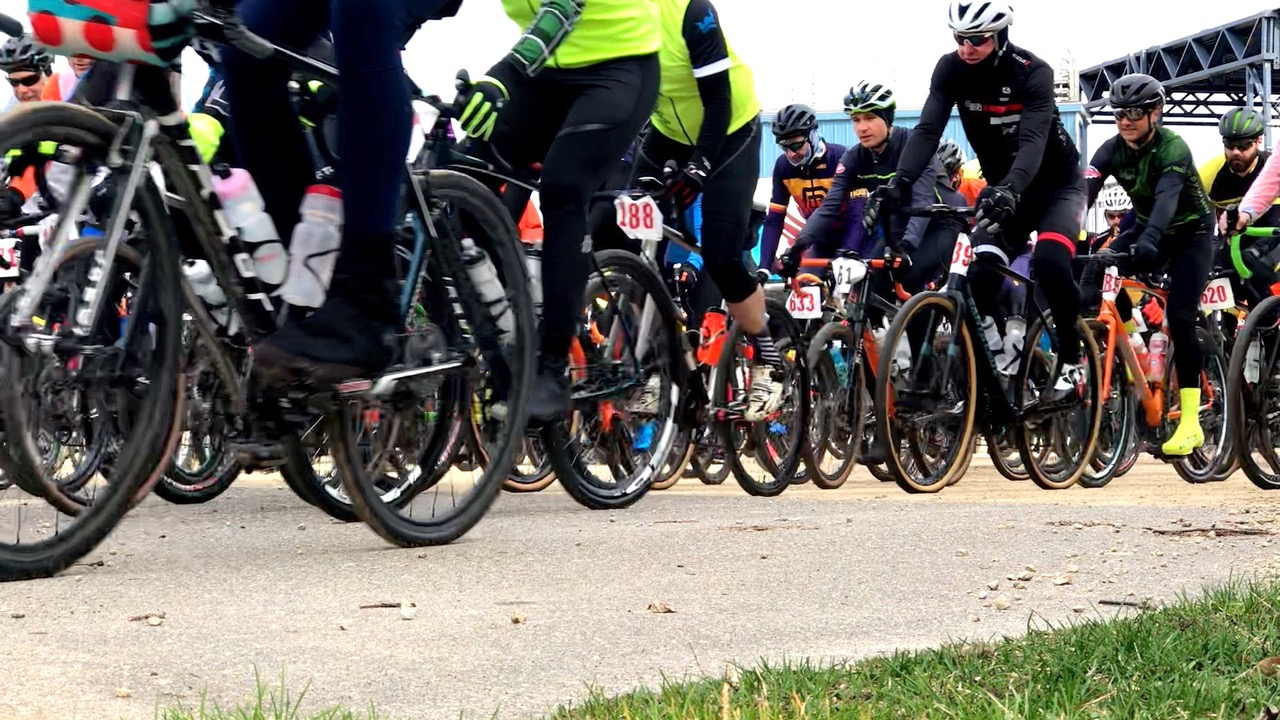 Miesville FiftySix bikers begin their ride