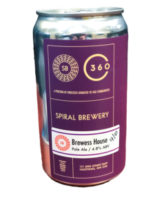 Spiral Brewery's Brewess House IPA