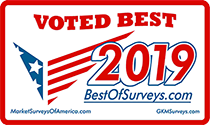 Best of Surveys 2019 Winner