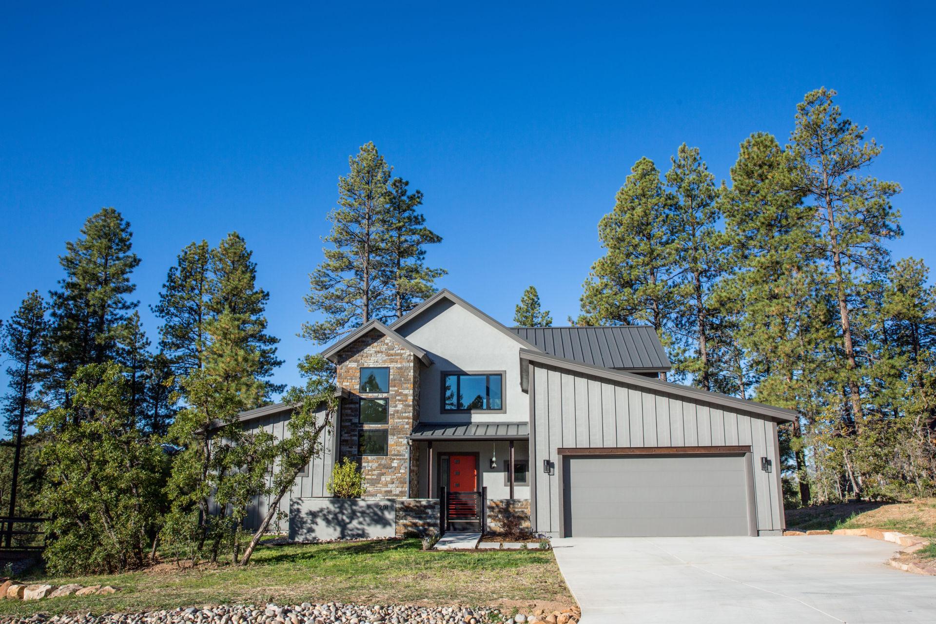 Custom Mountain Homes