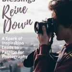 an image of a woman with a camera shooting a photo - photography inspiration