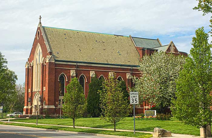 History of Indianapolis churches