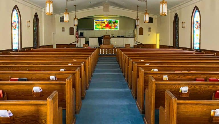Surviving hard times in life as a church