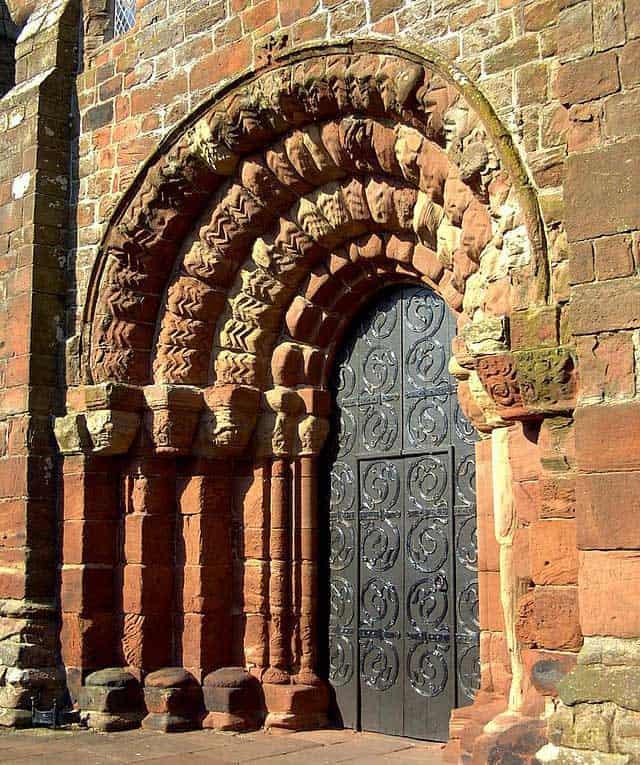Norman churches
